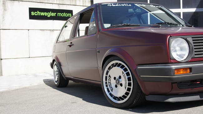 VW Golf II 1.6 C 245'200 km CHF14'900 - buy on carforyou.ch - 1