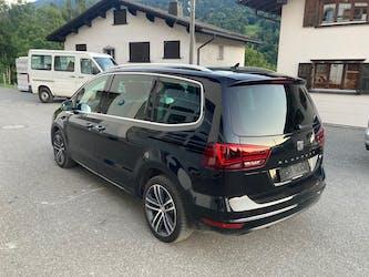 SEAT Alhambra 2.0 TDI 184 FR Li. 4x4 DSG S/S 84'400 km CHF32'400 - buy on carforyou.ch - 3