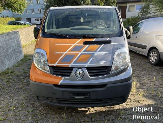 Renault Trafic 2.0 dCi 115 2.9t L1H1 177'700 km CHF5'990 - kaufen auf carforyou.ch - 1