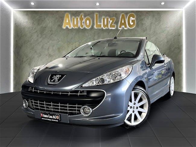Peugeot 207 CC 1.6 16V Turbo Sport 148'300 km CHF4'990 - kaufen auf carforyou.ch - 1