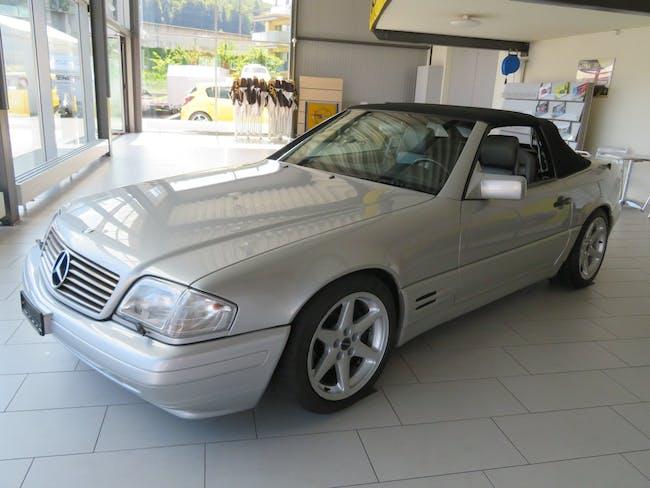 Mercedes-Benz SL 500 Automatic 257'500 km CHF15'900 - acquistare su carforyou.ch - 1