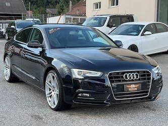 Audi A5 Sportback 1.8 TFSI multitronic 119'000 km CHF15'900 - buy on carforyou.ch - 2