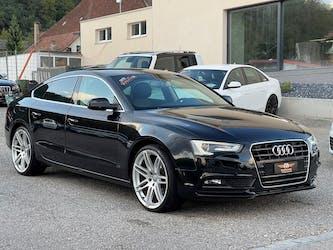 Audi A5 Sportback 1.8 TFSI multitronic 119'000 km CHF15'900 - buy on carforyou.ch - 3