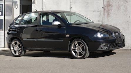 SEAT Ibiza 1.8 20VT 150 Formula Racing 145'200 km CHF5'500 - buy on carforyou.ch - 2
