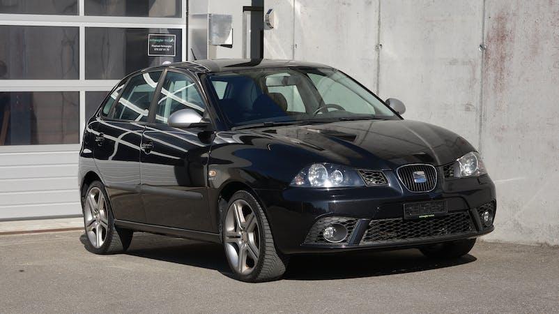 SEAT Ibiza 1.8 20VT 150 Formula Racing 145'200 km CHF5'500 - buy on carforyou.ch - 1