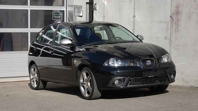 SEAT Ibiza 1.8 20VT 150 Formula Racing 146'500 km CHF3'900 - buy on carforyou.ch - 1