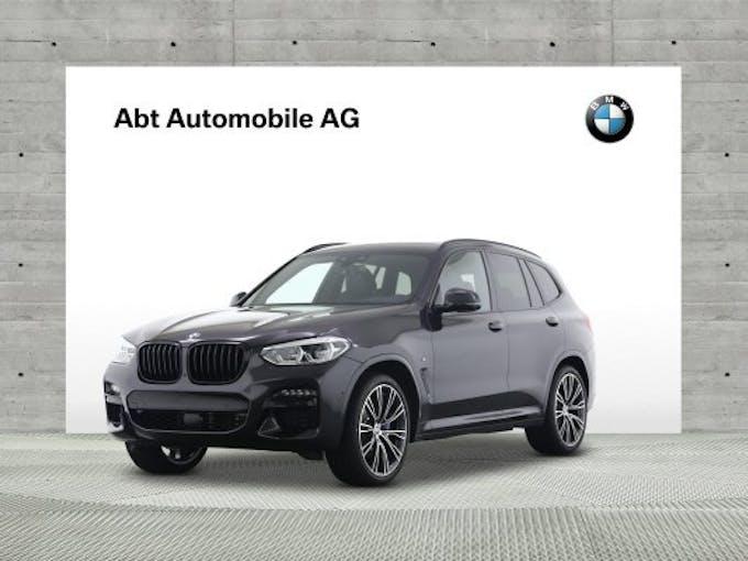 BMW X3 xDr M40i Pure M Sport 10 km CHF88'900 - buy on carforyou.ch - 1