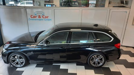 BMW 3er 320d Touring M Sport Line 100'200 km CHF16'900 - buy on carforyou.ch - 2