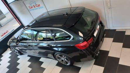 BMW 3er 320d Touring M Sport Line 100'200 km CHF16'900 - buy on carforyou.ch - 3