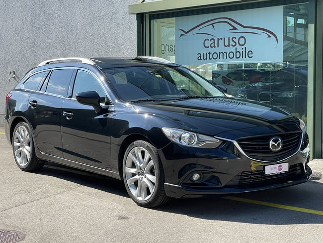 Mazda 6 Sport Wagon 2.2 D HP Revolution 114'700 km CHF14'900 - kaufen auf carforyou.ch - 1