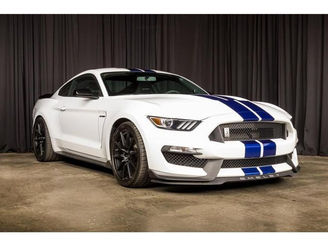 Ford Mustang Shelby GT350 25'450 km CHF69'990 - buy on carforyou.ch - 1