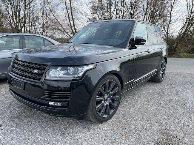 Land Rover Range Rover 4.4 SDV8 Vogue 176'000 km CHF41'900 - acquistare su carforyou.ch - 1