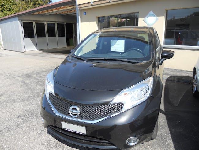 Nissan Note 1.5 dCi tekna 60'000 km CHF9'900 - acheter sur carforyou.ch - 1