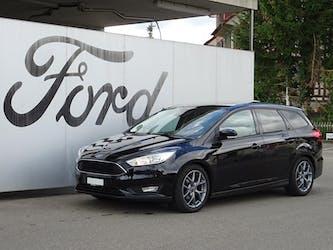 Ford Focus Station Wagon 1.0i EcoB 125 Business 78'314 km CHF11'900 - buy on carforyou.ch - 2