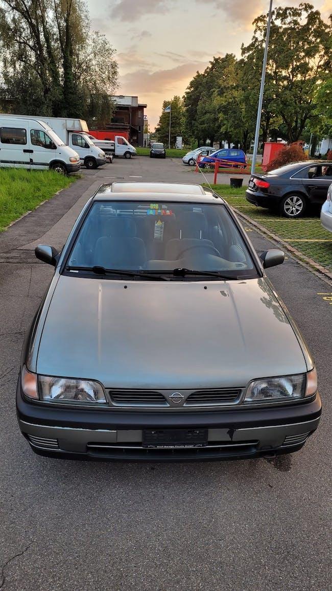 Nissan Sunny 1.6 16V SLX 159'000 km CHF2'400 - buy on carforyou.ch - 1