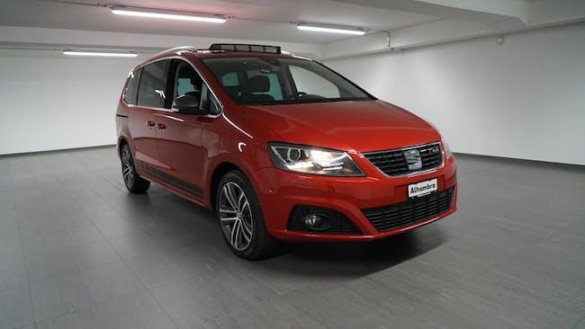SEAT Alhambra 1.4 TSI Hola FR DSG S/S 10 km CHF45'990 - buy on carforyou.ch - 1