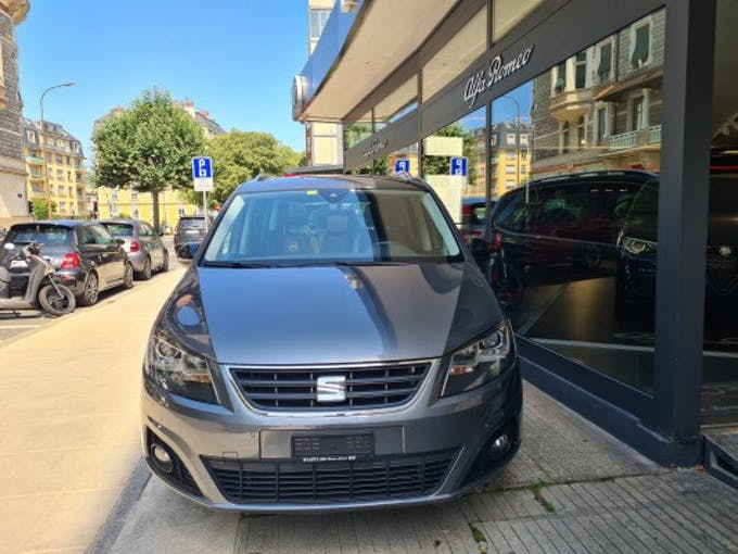 SEAT Alhambra 2.0TDI Style Adv 72'200 km CHF31'900 - buy on carforyou.ch - 1