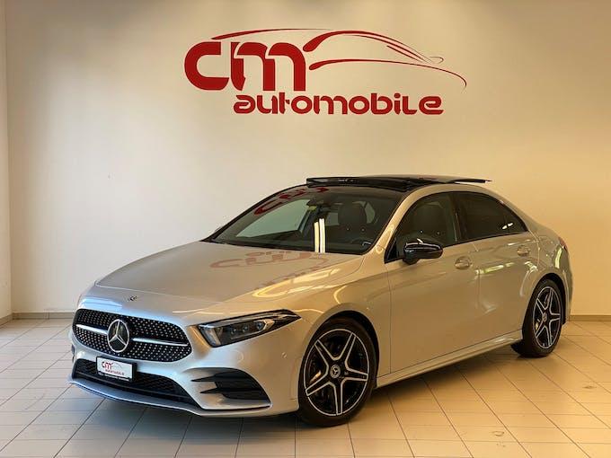 Mercedes-Benz A-Klasse A 220 AMG Line 4Matic *CH-Fahrzeug* 57'500 km CHF39'800 - buy on carforyou.ch - 1