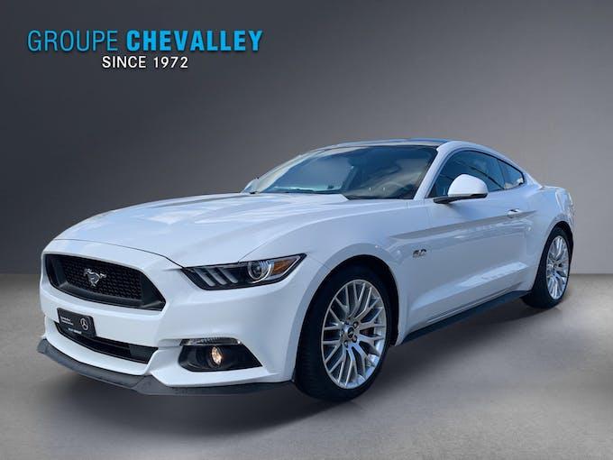 Ford Mustang FB 5.0 V8 38'000 km CHF36'900 - buy on carforyou.ch - 1