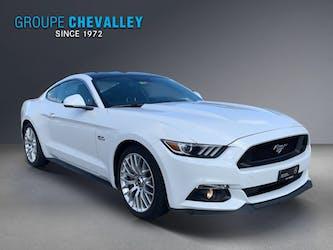Ford Mustang FB 5.0 V8 38'000 km CHF36'900 - buy on carforyou.ch - 3