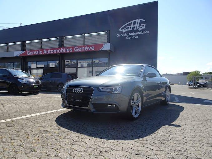 Audi A5 Cabriolet 1.8 TFSI multitronic 98'800 km CHF16'900 - buy on carforyou.ch - 1
