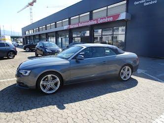 Audi A5 Cabriolet 1.8 TFSI multitronic 98'800 km CHF16'900 - buy on carforyou.ch - 2