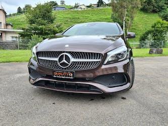 Mercedes-Benz A-Klasse A 200 AMG Line 7G-DCT 107'000 km CHF20'500 - buy on carforyou.ch - 2