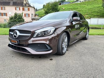 Mercedes-Benz A-Klasse A 200 AMG Line 7G-DCT 107'000 km CHF20'500 - buy on carforyou.ch - 3