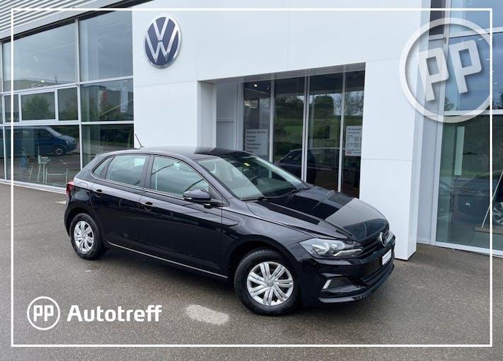 VW Polo 1.0 BMT Trendline 37'800 km CHF14'850 - buy on carforyou.ch - 1