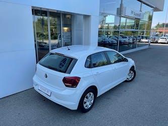VW Polo 1.0 BMT Trendline 26'800 km CHF13'900 - buy on carforyou.ch - 2