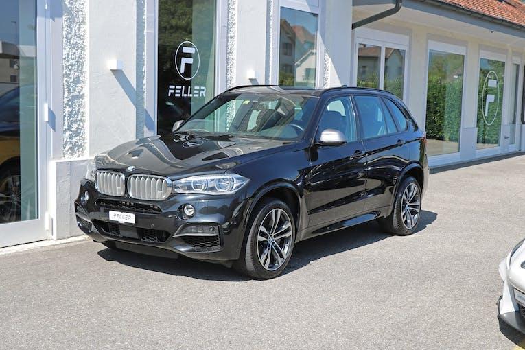 BMW X5 xDrive M50d Steptronic 127'900 km CHF39'500 - buy on carforyou.ch - 1