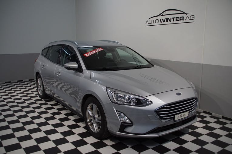 Ford Focus 1.0 SCTi Trend+ Automatic 29'600 km CHF19'700 - buy on carforyou.ch - 1