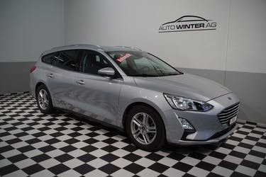 Ford Focus 1.0 SCTi Trend+ Automatic 29'600 km CHF19'700 - buy on carforyou.ch - 2