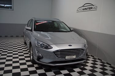 Ford Focus 1.0 SCTi Trend+ Automatic 29'600 km CHF19'700 - buy on carforyou.ch - 3