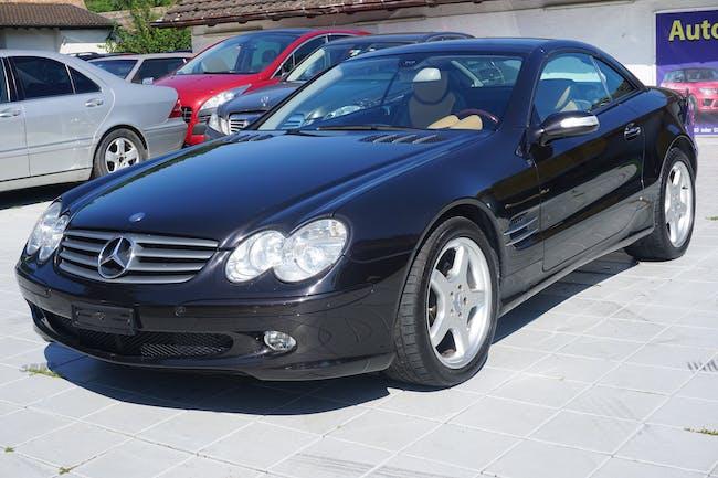 Mercedes-Benz SL 350 85'000 km CHF22'990 - acquistare su carforyou.ch - 1