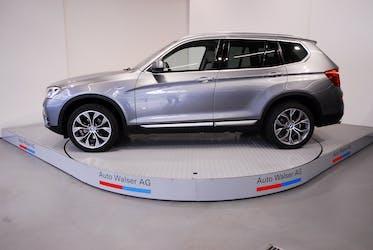 BMW X3 xDrive 35i xLine 82'500 km CHF33'500 - buy on carforyou.ch - 2