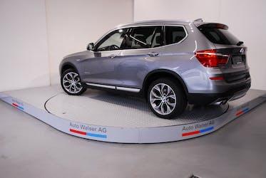 BMW X3 xDrive 35i xLine 82'500 km CHF33'500 - buy on carforyou.ch - 3