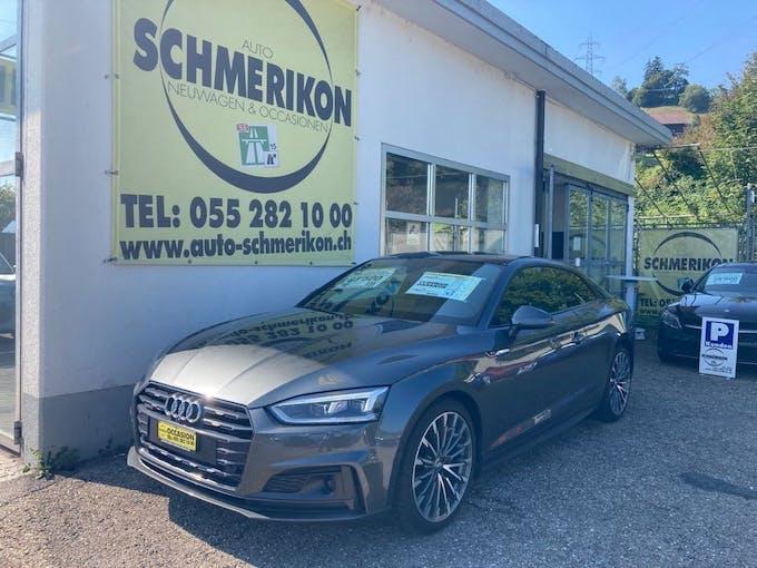 Audi A5 Coupé 3.0 TDI Sport quattro S-tronic 57'400 km CHF37'500 - buy on carforyou.ch - 1