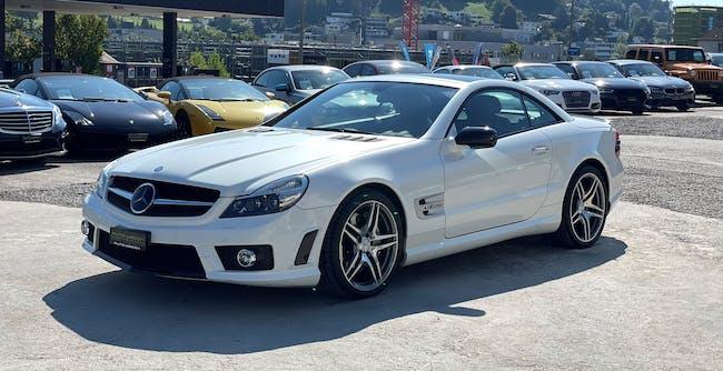 Mercedes-Benz SL 63 AMG I 525 PS I Speedshift MCT 90'000 km CHF46'850 - acquistare su carforyou.ch - 1