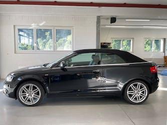 Audi A3 Cabriolet 1.8 TFSI S-Line 104'000 km CHF11'890 - buy on carforyou.ch - 2