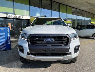 Ford Ranger Wildtrak 2.0 Eco Blue 4x4 A 50 km CHF46'999 - buy on carforyou.ch - 2