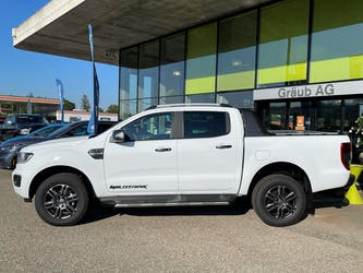 Ford Ranger Wildtrak 2.0 Eco Blue 4x4 A 50 km CHF46'999 - buy on carforyou.ch - 3