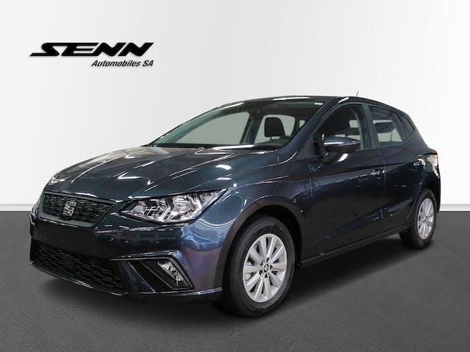 SEAT Ibiza 1.0 EcoTSI Last Edition DSG 100 km CHF22'870 - buy on carforyou.ch - 1