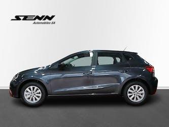 SEAT Ibiza 1.0 EcoTSI Last Edition DSG 100 km CHF22'870 - buy on carforyou.ch - 2