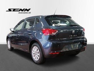 SEAT Ibiza 1.0 EcoTSI Last Edition DSG 100 km CHF22'870 - buy on carforyou.ch - 3