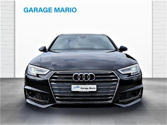 Audi A4 Avant **S-Line** 3.0 TDI Sport quattro S-tronic 47'600 km CHF37'700 - buy on carforyou.ch - 2