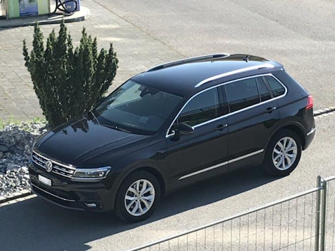 VW Tiguan 2.0TSI High 4M 96'000 km CHF26'790 - buy on carforyou.ch - 1