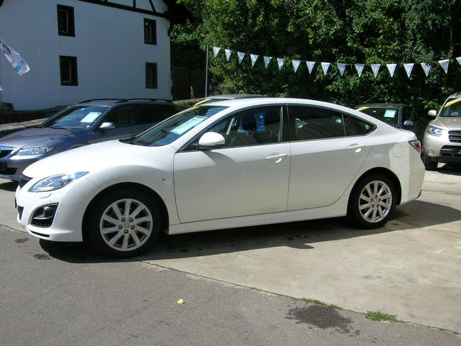 Mazda 6 Hatchback 2.2 CD 163 Exclusive 52'200 km CHF9'500 - kaufen auf carforyou.ch - 1