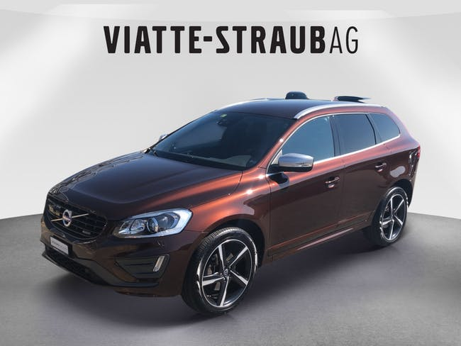 Volvo XC60 2.4 D5 Momentum R-Design AWD XC60 64'900 km CHF27'181 - buy on carforyou.ch - 1