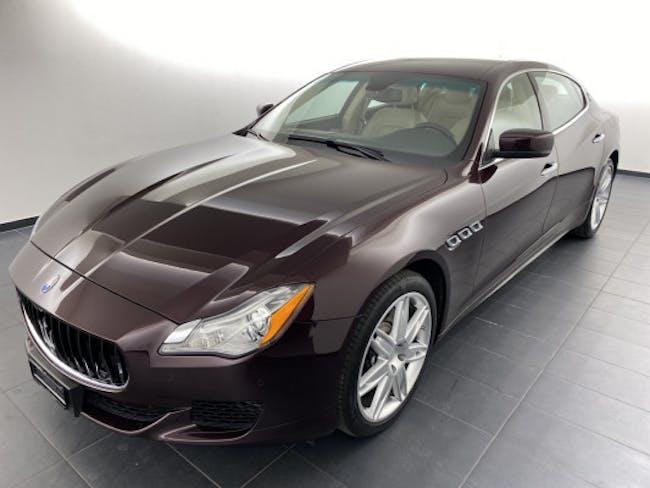 Maserati Quattroporte 3.0 S Q4 97'400 km CHF31'900 - kaufen auf carforyou.ch - 1